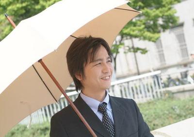 日傘よっちゃん2